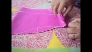 HOW TO MAKE SLEEVES (IN HINDI)