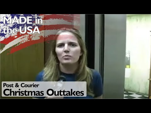 Post & Courier Christmas 2007