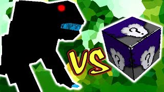 LOBO DA ESCURIDÃO VS. LUCKY BLOCK DEATHNOTE (MINECRAFT LUCKY BLOCK CHALLENGE SHADOW)