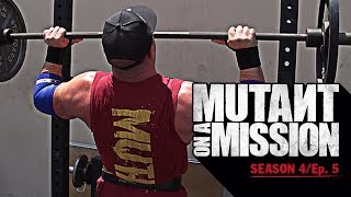 MUTANT ON A MISSION  Metroflex Murrieta