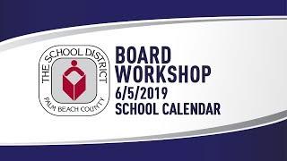 6 5 2019 Calendar Workshop