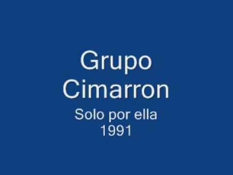Descargar MP3 Solo por ella Grupo Cimarron