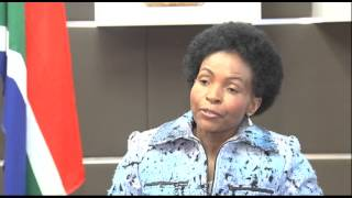 Nkoana-Mashabane touches on Boko Haram