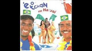 Repeat youtube video É O Tchan No Hawai - 1998 (CD Completo)