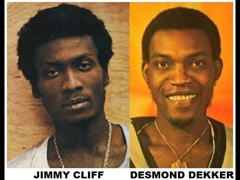 JIMMY CLIFF - Wonderful World, Beautiful People / DESMOND DEKKER & The ACES - Israelites - stereo