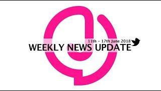 Journalism news update, 11-15 June '18