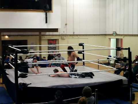 Nolan James vs Scott Steel - PWA