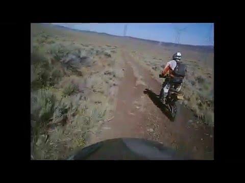 Oregon High Desert Riding