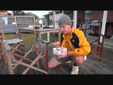 How To Stain Outside Furniture Using Linseed Oil Part 34