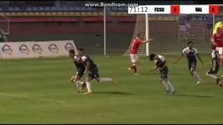 FC Santa Coloma vs Valur Reykjavik 1-0 Goal