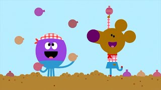 Things You Find in Your Garden | Hey Duggee