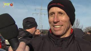 Albold Winterlauf Interviews