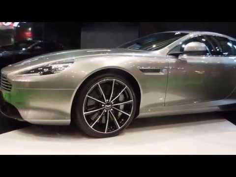 Tokyo Motor Show 2015 Bond Car 007