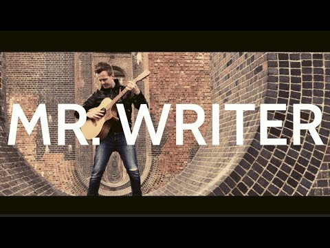 Jon Hart - Mr. Writer (Stereophonics) ~ Fingerstyle Guitar