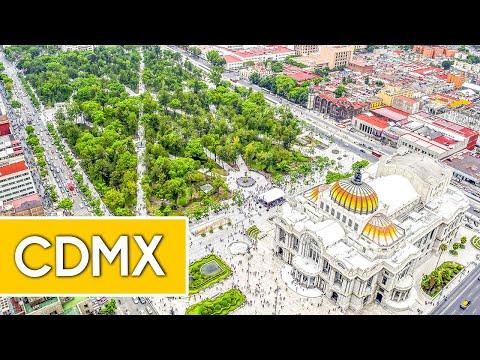 Qué visitar en el Centro Histórico de México