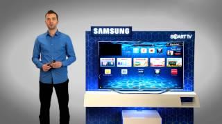 Samsung Smart TV - Videoprůvodce - Aplikace TVOčko, Evropa2 a Frekvence1