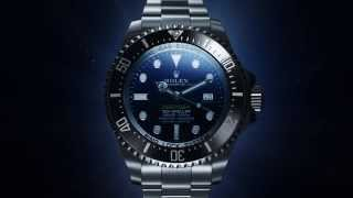 Rolex Deepsea D-Blue Dial James Cameron Watch | aBlogtoWatch