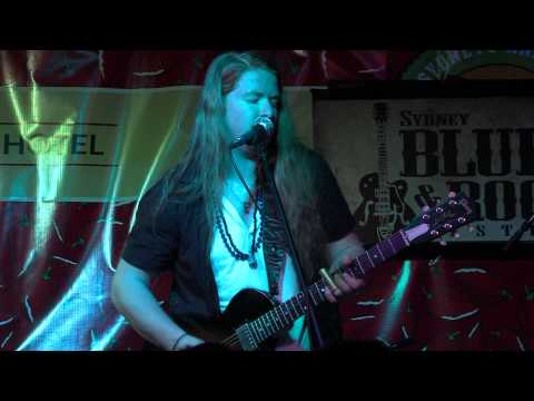 James Southwell Band (I Can Tell) Sydney 2014