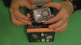 unboxing the vivitar dvr 786 full hd 1080p camera