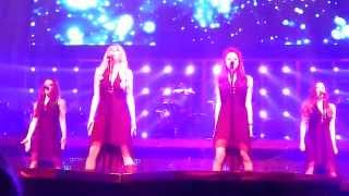 "Trans-Siberian Orchestra ""Christmas Canon Rock"" 11-18-2015 Council Bluffs"