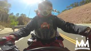 Rodada Puentecillas Durango- Honda XR150L - MM - GoPro - 1/2