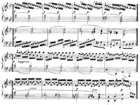 [Heidsieck] Händel: Passacaille for Piano, HWV432