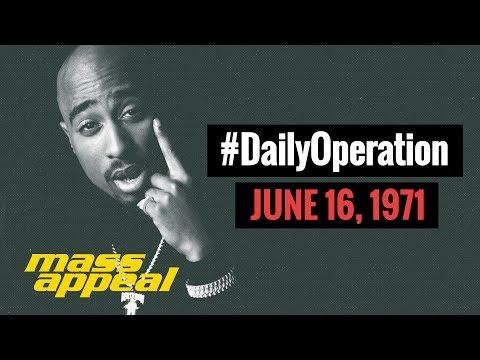 Daily Operation: Happy Birthday Pac! (June 16, 1971)