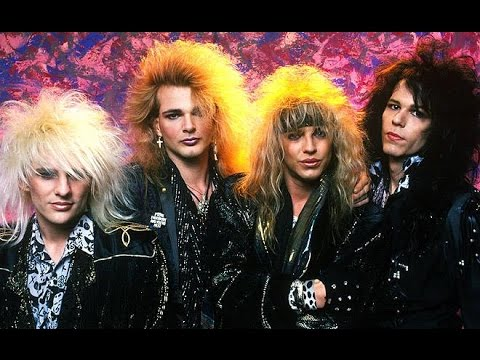 Top 10 80s Hair Bands - YouTube