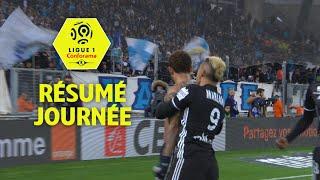Résumé de la 30ème journée - Ligue 1 Conforama / 2017-18