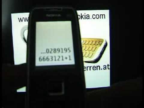 Nokia E51-1 RM-244 UNLOCK www.SIMLOCK.cc CODE HANDY FREISCHALTEN BESCHRÄNKUNGS CODE