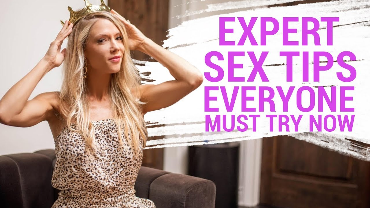 Sex Tips Everyone Must Try - YouTube