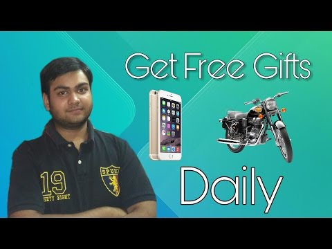Win Free Gifts | Online | In INDIA | Earning Baba