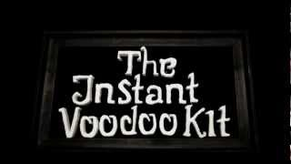 The Instant Voodoo Kit - something good tour 2012  berlin, leipzig, würzburg