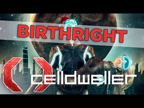 Клип Celldweller - Birthright