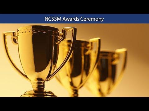 2018 NCSSM Awards Ceremony