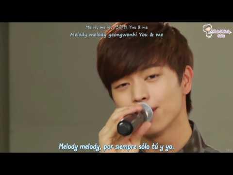(Sub Esp) BTOB  (비투비) - I Love You Forever / Yejiapsa (예지앞사)
