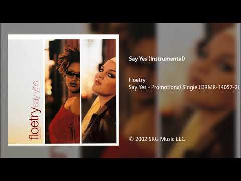 Floetry - Say Yes (Instrumental)