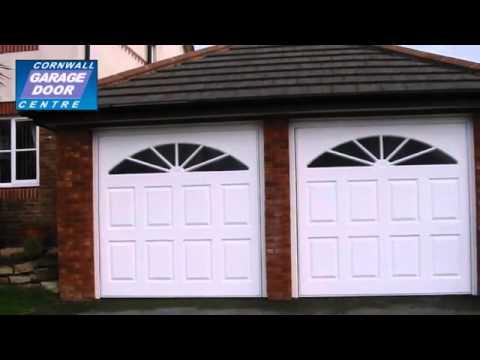 Cornwall Garage Door Centre Garage Doors In Cornwall Youtube