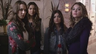 """Pretty Little Liars -Opening- """"Who's in the Box?"""" 4x14"""