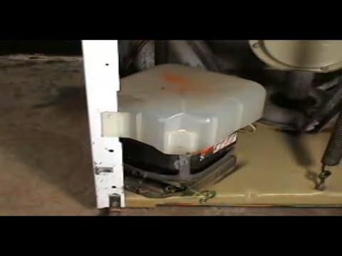Motor de una o dos velocidades lavadora Maytag  YouTube