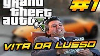 GTA 5 online -Vita da lusso- Nuovo appartamento e tanti BIG MONEY! #1