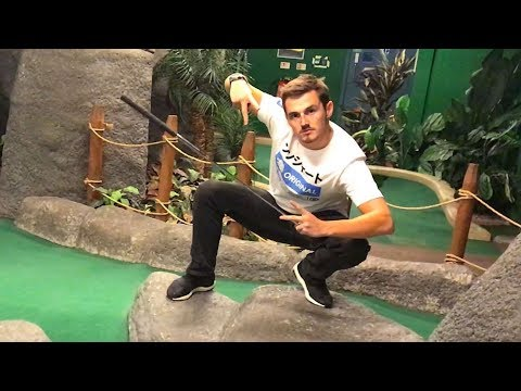 CRAZY GOLF Vs. The WIFE!