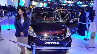 NEW MARUTI SUZUKI ERTIGA 2018 || LAUNCHED AT AUTO EXPO || REVIEW AND SPECS WITH FEATURES