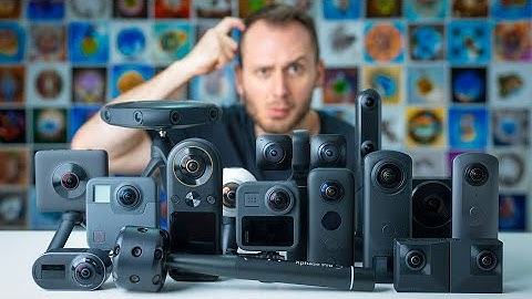WHICH 360 CAMERA SHOULD YOU BUY IN 2020?