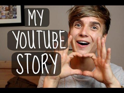 My Youtube Story | ThatcherJoe