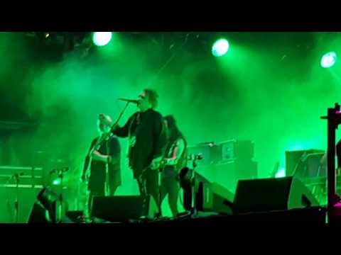 The Cure - Lullaby (Live) Firenze Rocks 2019