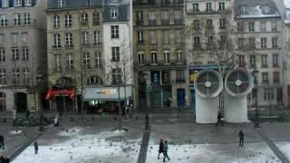 Le Musee du George Pompidou