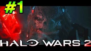 Halo Wars 2 | Misión 1 en Español Latino | Campaña Completa