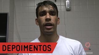 Depoimentos   Flamengo 4x0 Madureira