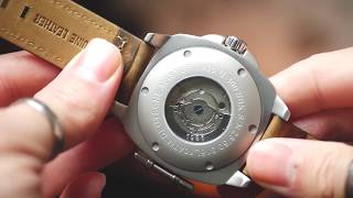 Is this watch a beauty or a beast? - DM1936 GMT Navy review